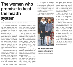 The women who promise to beat the health system